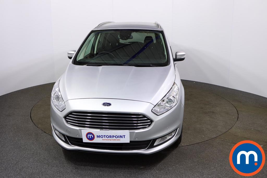 Ford Galaxy 2.0 EcoBlue 150 Titanium 5dr Auto - Stock Number 1137829 Passenger side front corner