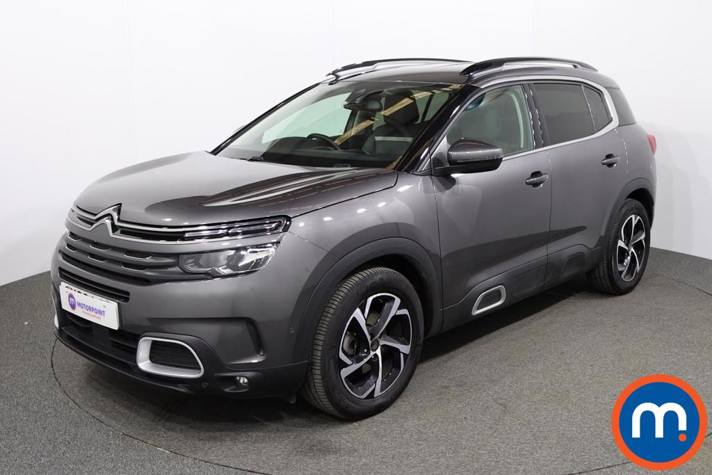 Citroen C5 Aircross Flair - Stock Number 1141609 Passenger side front corner