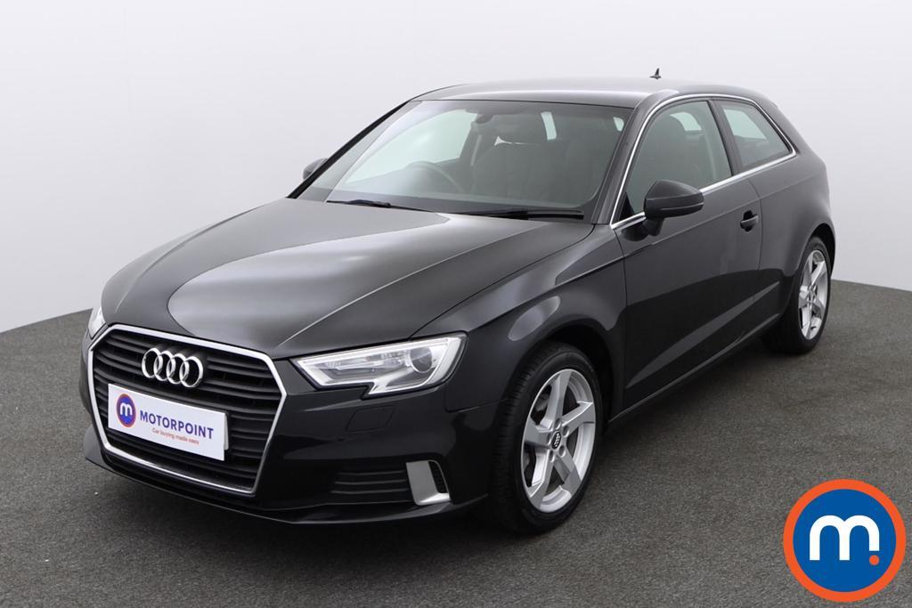 Audi A3 Sport - Stock Number 1142533 Passenger side front corner