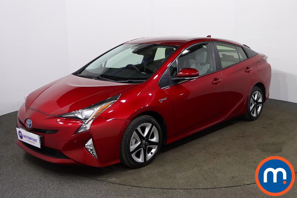 Toyota Prius Business Edition Plus - Stock Number 1146150 Passenger side front corner
