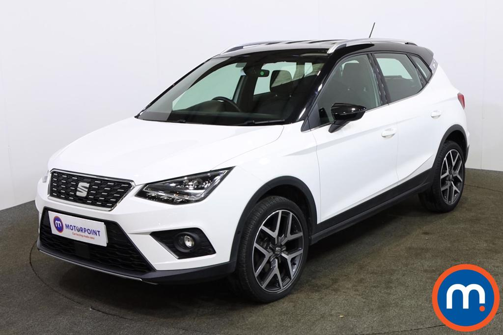 Seat Arona 1.6 TDI 115 Xcellence Lux 5dr - Stock Number 1146204 Passenger side front corner