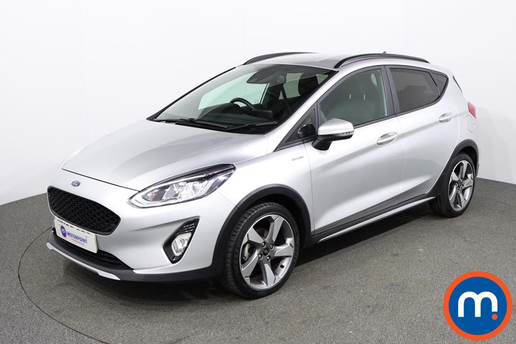 Ford Fiesta Active Edition - Stock Number 1146747 Passenger side front corner