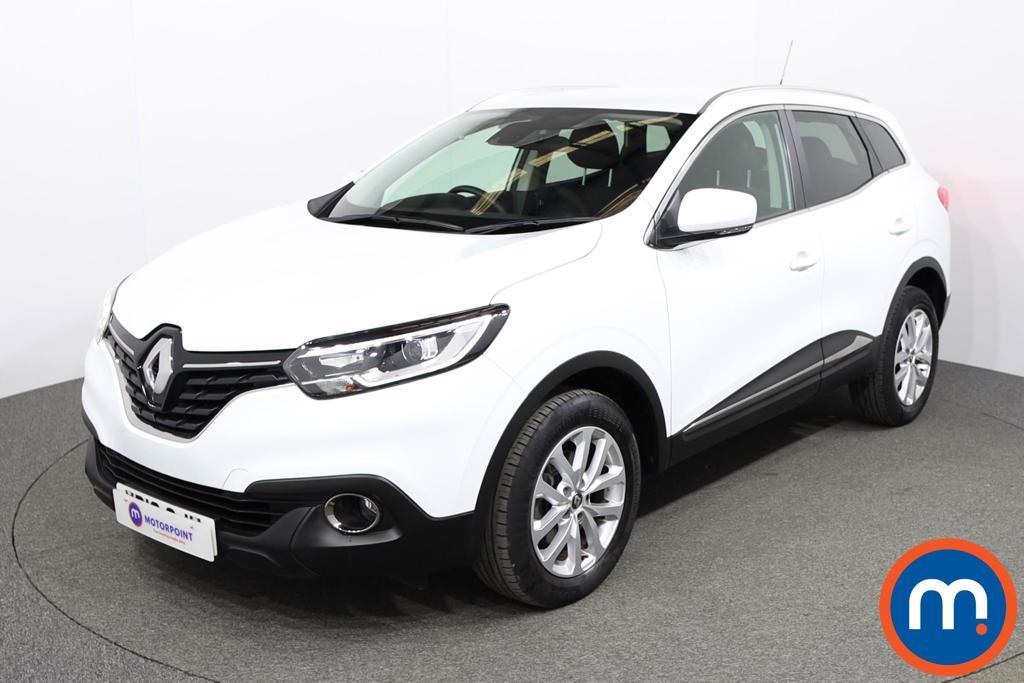 Renault Kadjar 1.2 TCE Dynamique Nav 5dr - Stock Number 1147111 Passenger side front corner