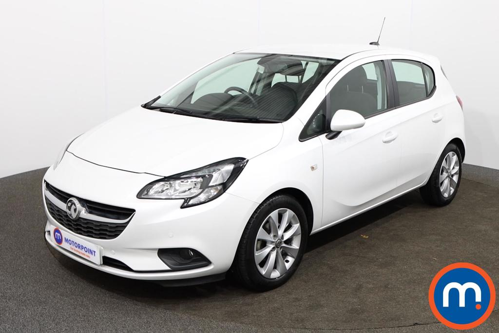 Vauxhall Corsa 1.4 Energy 5dr [AC] - Stock Number 1147229 Passenger side front corner