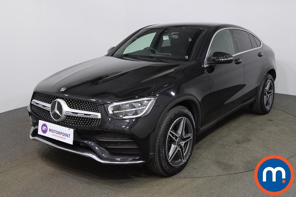 Mercedes-Benz Glc Coupe AMG Line - Stock Number 1147946 Passenger side front corner