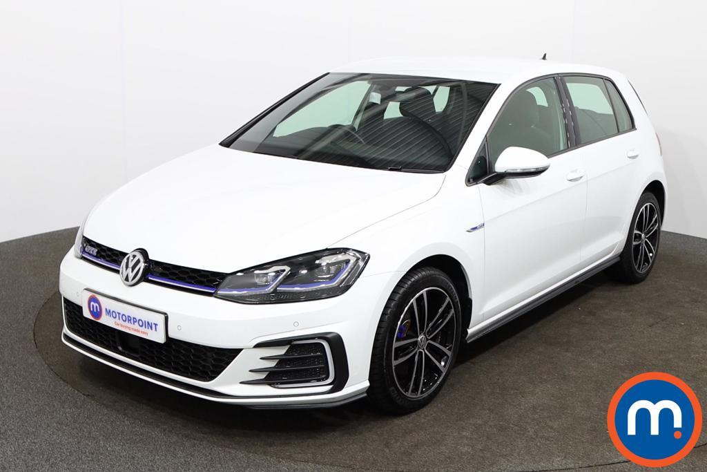 Volkswagen Golf GTE - Stock Number 1149179 Passenger side front corner