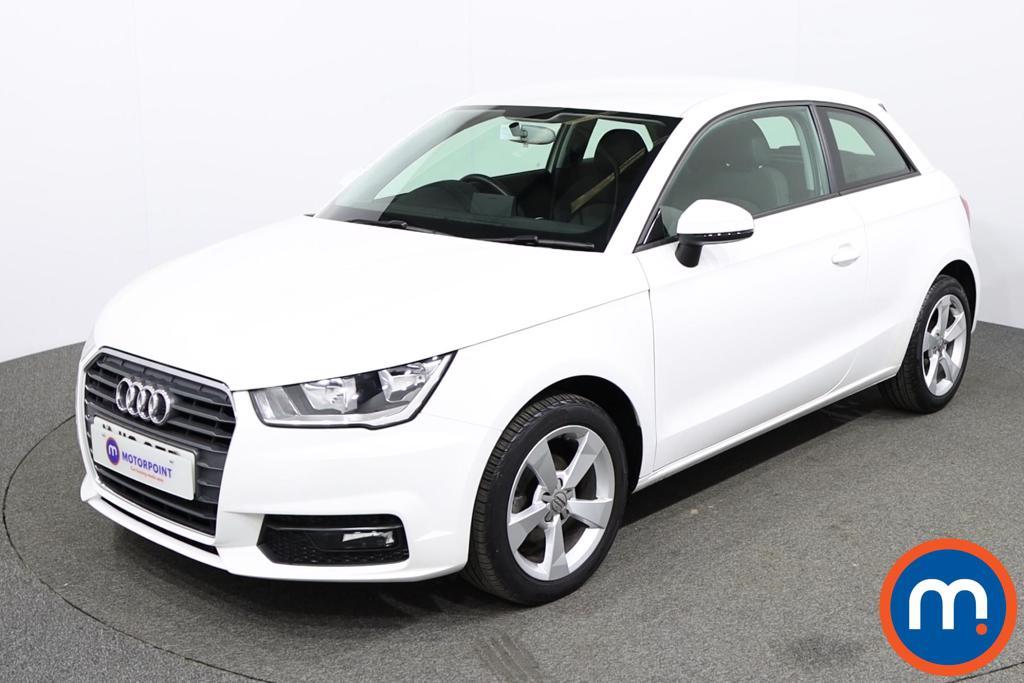 Audi A1 Sport Nav - Stock Number 1149203 Passenger side front corner