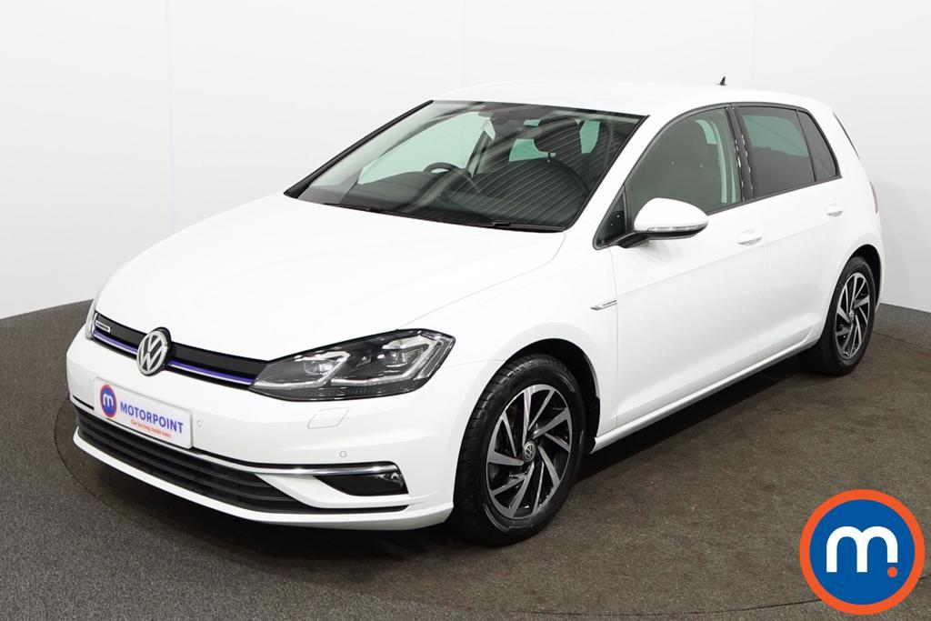 Volkswagen Golf 1.5 TSI EVO Match Edition 5dr - Stock Number 1149294 Passenger side front corner