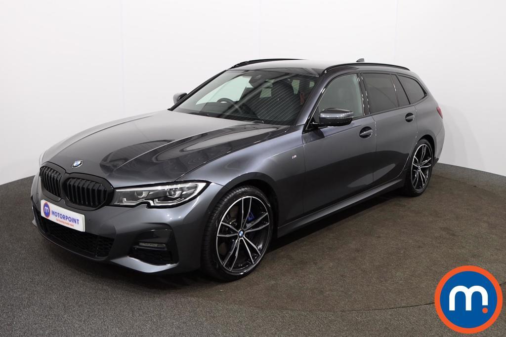 BMW 3 Series M Sport - Stock Number 1149792 Passenger side front corner