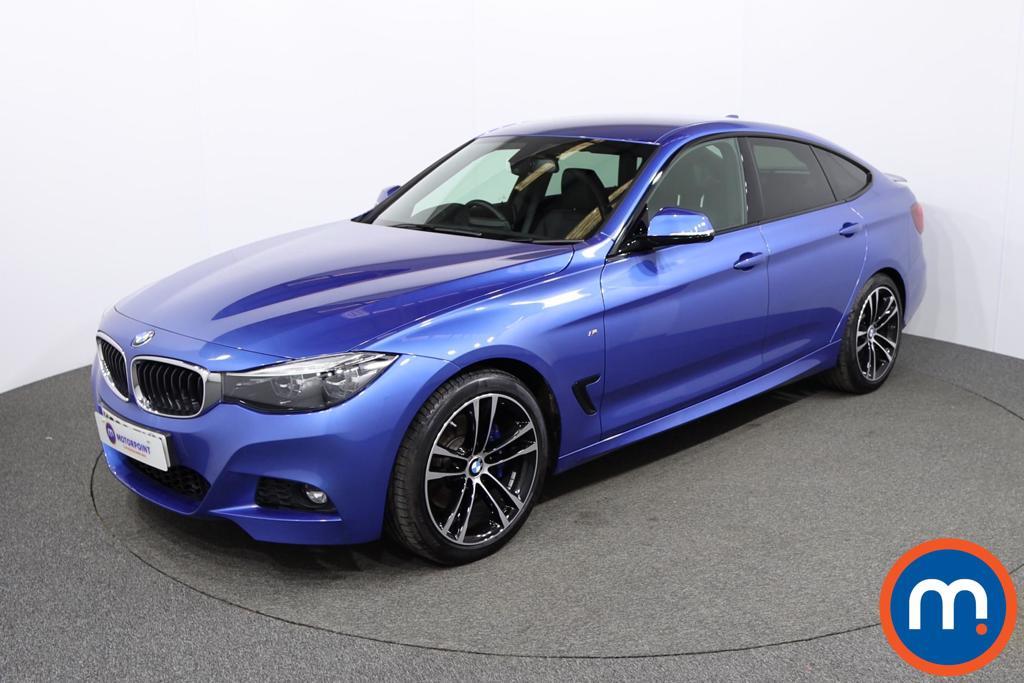 BMW 3 Series 320i M Sport 5dr Step Auto [Business Media] - Stock Number 1150725 Passenger side front corner