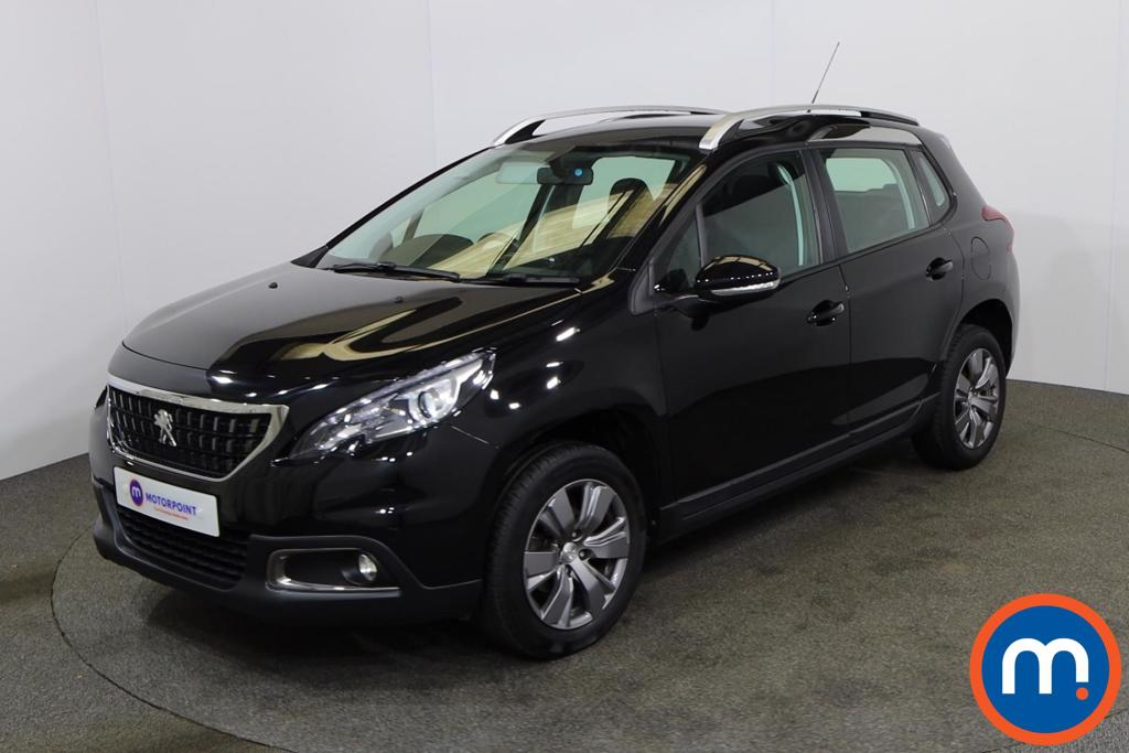 Peugeot 2008 Active - Stock Number 1143072 Passenger side front corner