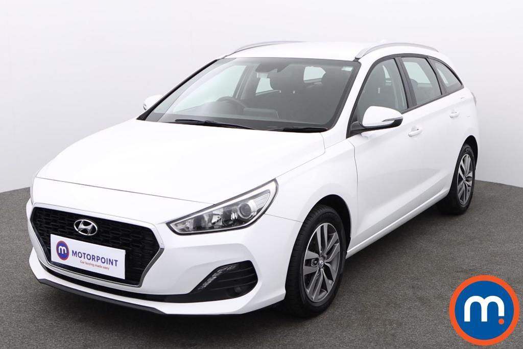 Hyundai I30 SE Nav - Stock Number 1143339 Passenger side front corner