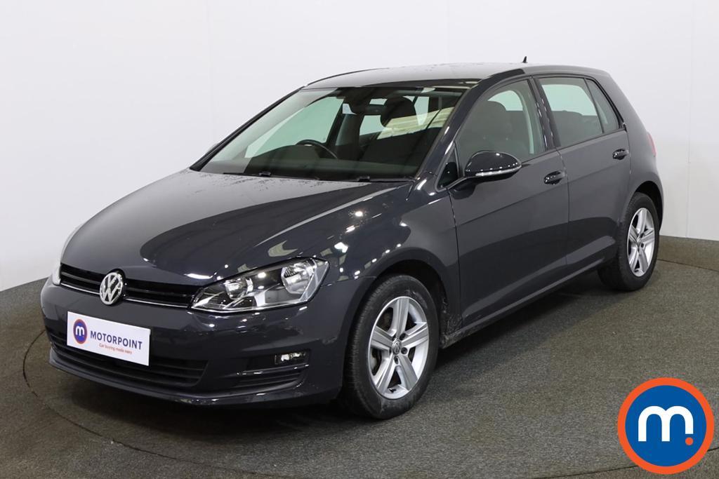 Volkswagen Golf Match Edition - Stock Number 1143697 Passenger side front corner