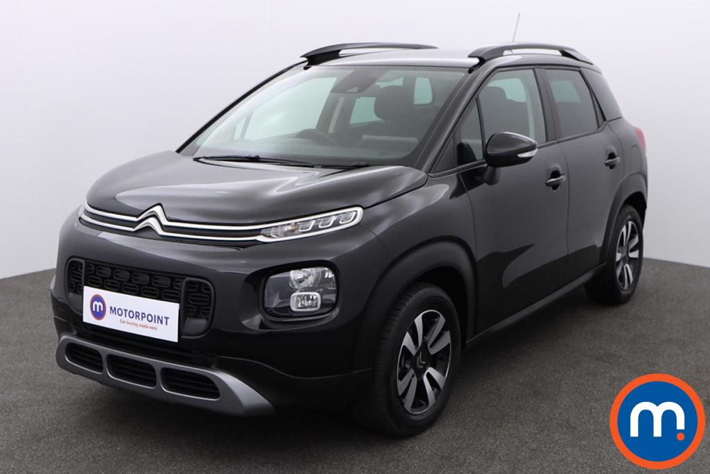 Citroen C3 Aircross 1.2 PureTech 110 Feel 5dr [6 speed] - Stock Number 1146071 Passenger side front corner