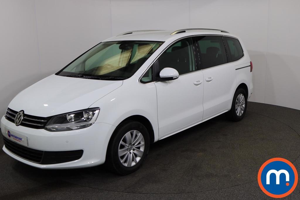Volkswagen Sharan SE - Stock Number 1146243 Passenger side front corner