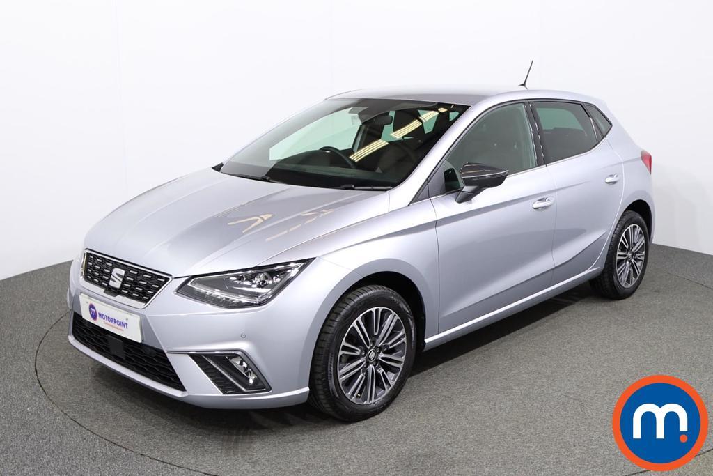 Seat Ibiza 1.0 TSI 115 Xcellence [EZ] 5dr DSG - Stock Number 1147585 Passenger side front corner