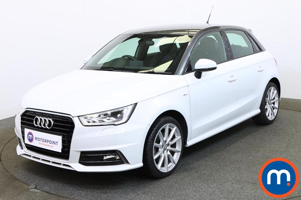 Audi A1 1.4 TFSI 150 S Line 5dr S Tronic - Stock Number 1148235 Passenger side front corner