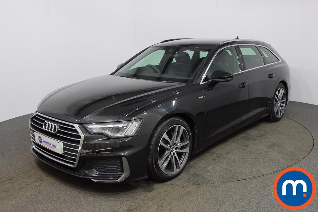 Audi A6 S Line - Stock Number 1148340 Passenger side front corner