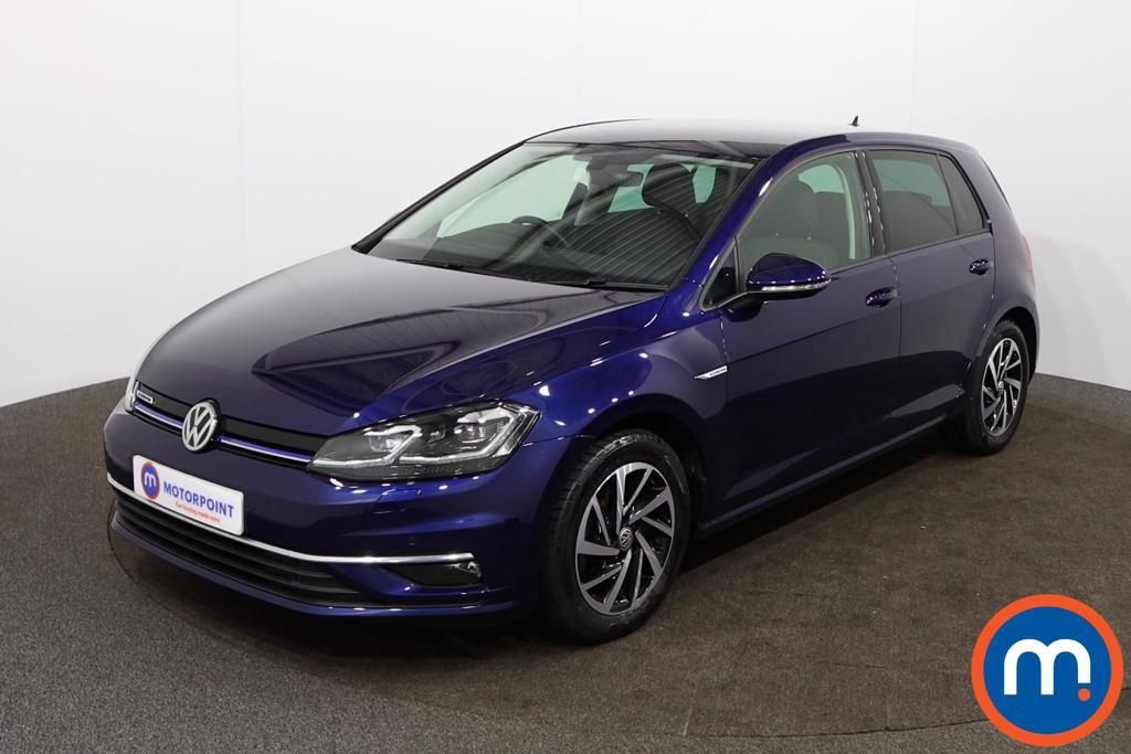 Volkswagen Golf Match Edition - Stock Number 1148800 Passenger side front corner