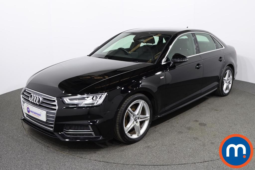 Audi A4 1.4T FSI S Line 4dr [Leather-Alc] - Stock Number 1149017 Passenger side front corner