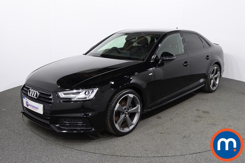 Audi A4 1.4T FSI Black Edition 4dr - Stock Number 1149047 Passenger side front corner