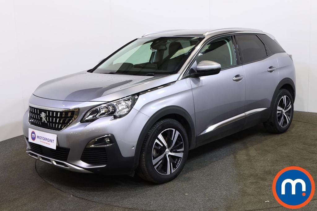 Peugeot 3008 1.2 PureTech Allure 5dr - Stock Number 1149519 Passenger side front corner