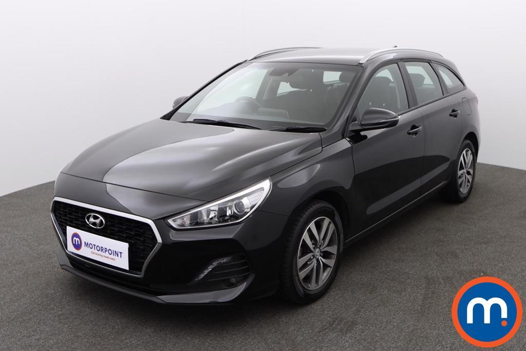 Hyundai I30 1.0T GDI SE Nav 5dr - Stock Number 1143336 Passenger side front corner