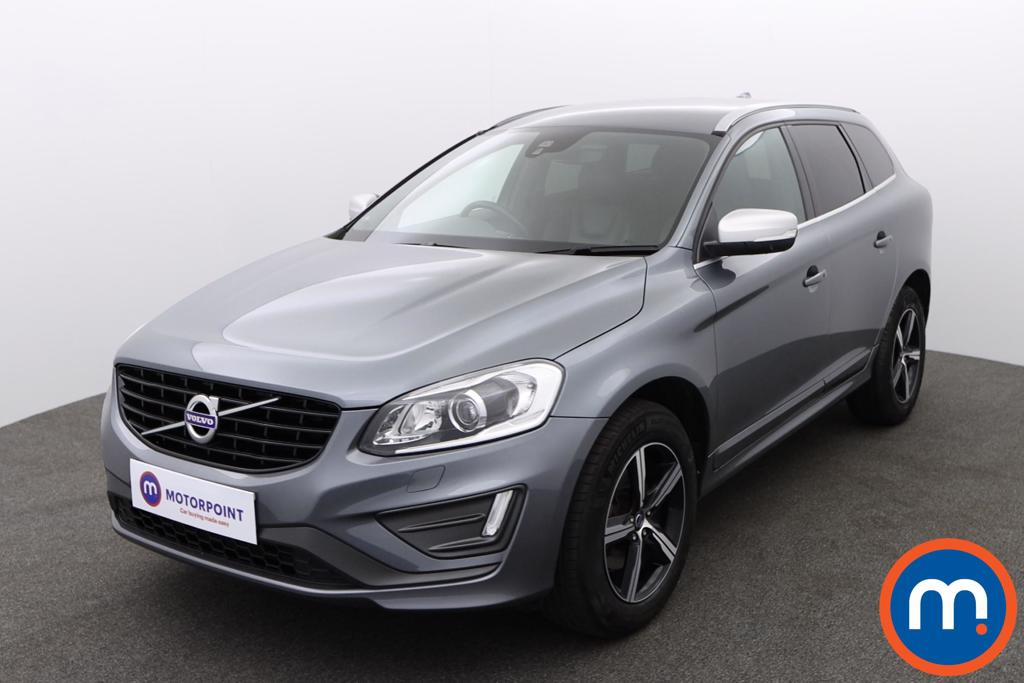 Volvo Xc60 D4 [190] R DESIGN Lux Nav 5dr AWD Geartronic - Stock Number 1144594 Passenger side front corner