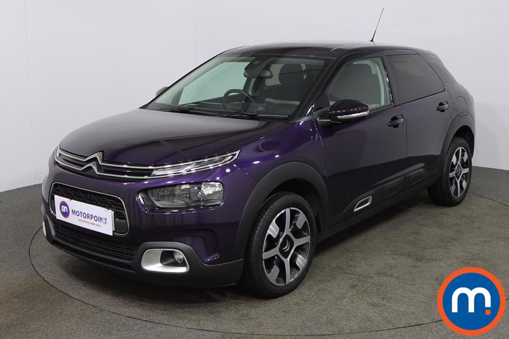 Citroen C4 Cactus Flair - Stock Number 1132549 Passenger side front corner