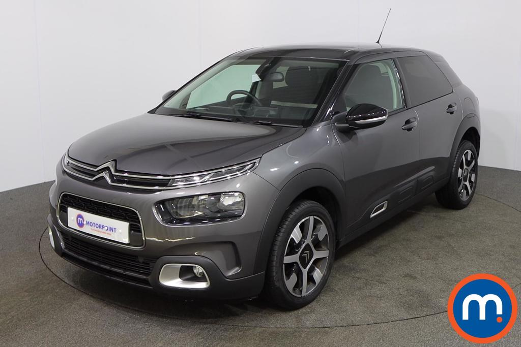Citroen C4 Cactus Flair - Stock Number 1132636 Passenger side front corner