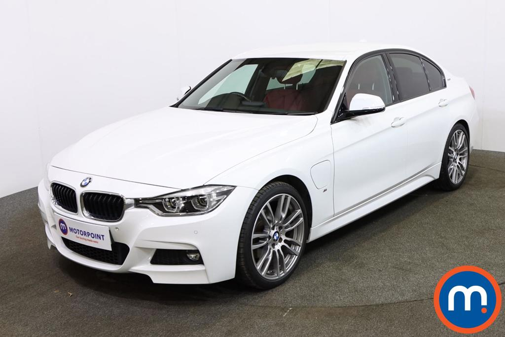 BMW 3 Series M Sport - Stock Number 1141857 Passenger side front corner