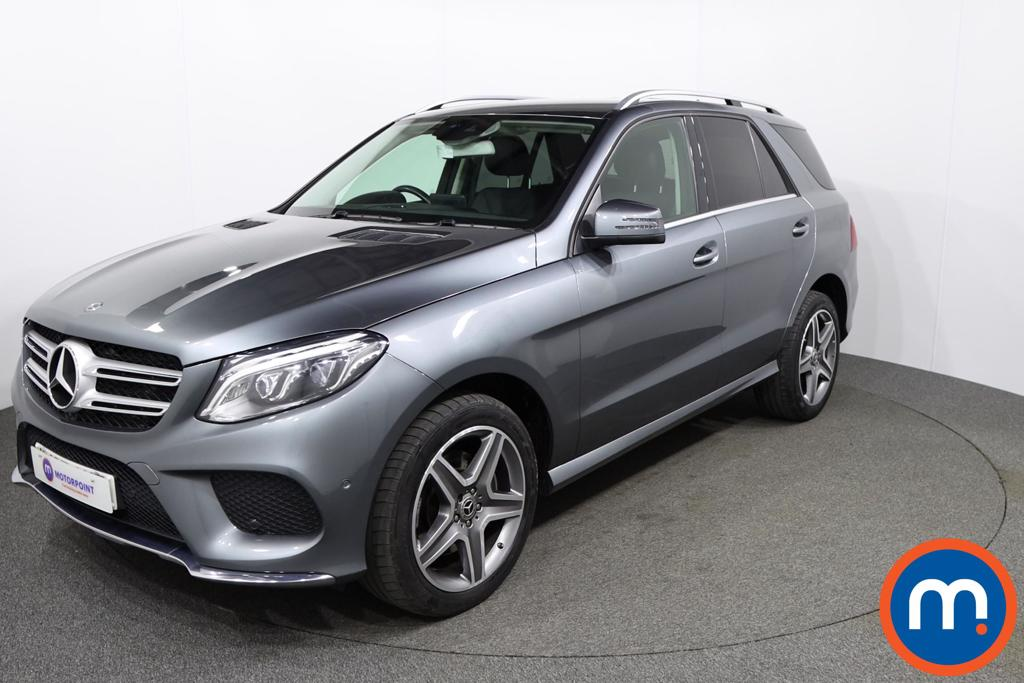 Mercedes-Benz GLE GLE 250d 4Matic AMG Line 5dr 9G-Tronic - Stock Number 1145088 Passenger side front corner