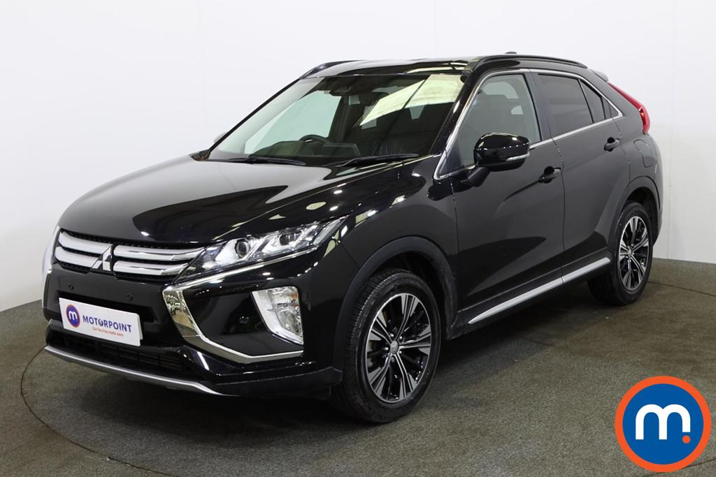 Mitsubishi Eclipse Cross Dynamic - Stock Number 1145328 Passenger side front corner