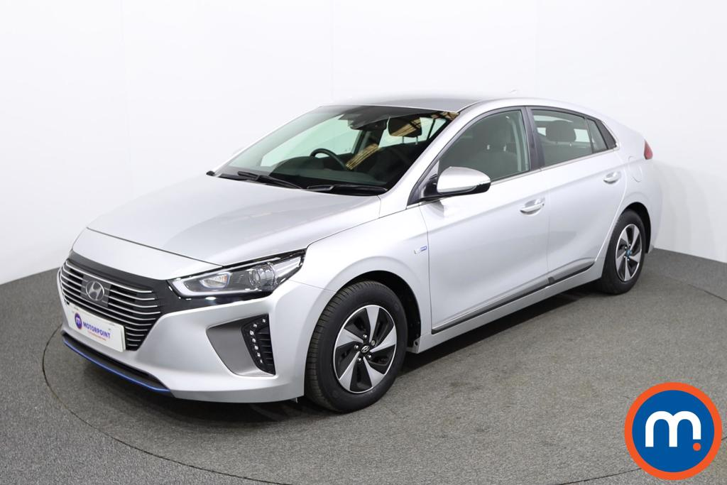 Hyundai Ioniq 1.6 GDi Hybrid Premium 5dr DCT - Stock Number 1145354 Passenger side front corner