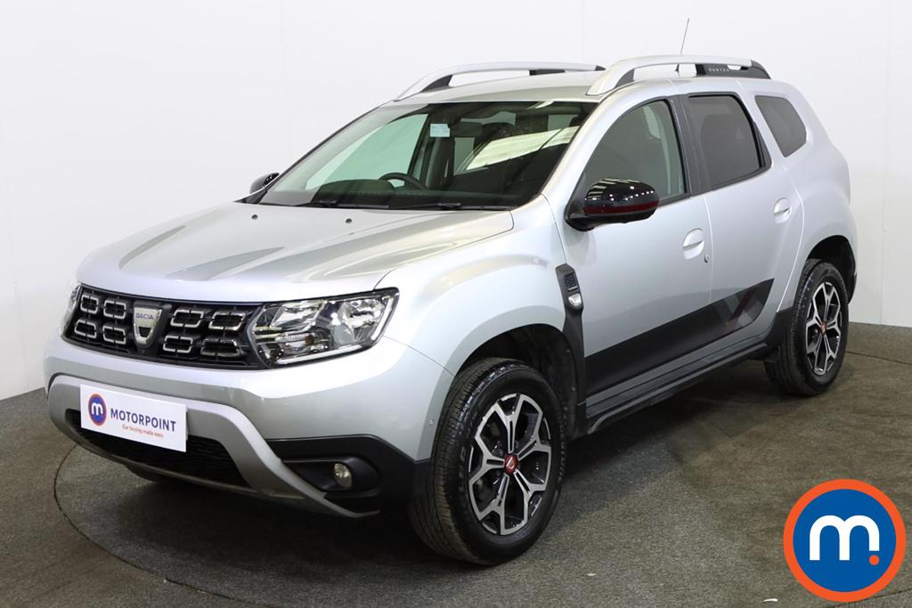 Dacia Duster Techroad - Stock Number 1146476 Passenger side front corner