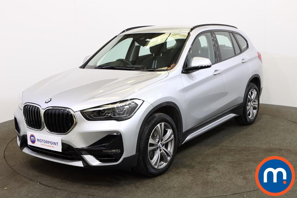 BMW X1 Sport - Stock Number 1146610 Passenger side front corner
