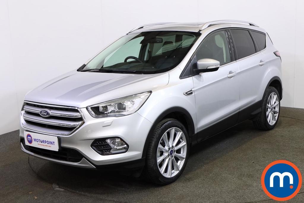 Ford Kuga Titanium X Edition - Stock Number 1146678 Passenger side front corner