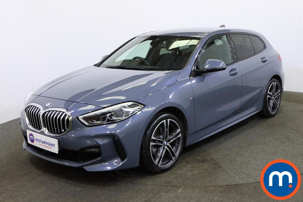 BMW 1 Series 118d M Sport 5dr - Stock Number 1147877 Passenger side front corner