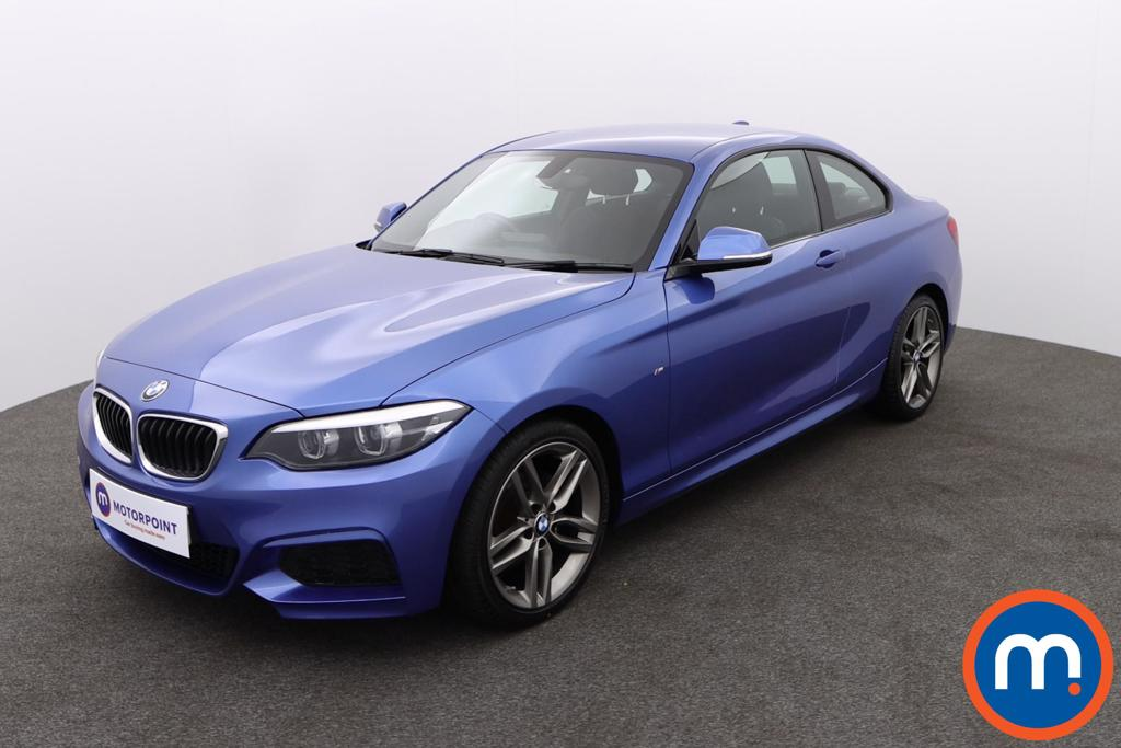 BMW 2 Series M Sport - Stock Number 1148440 Passenger side front corner