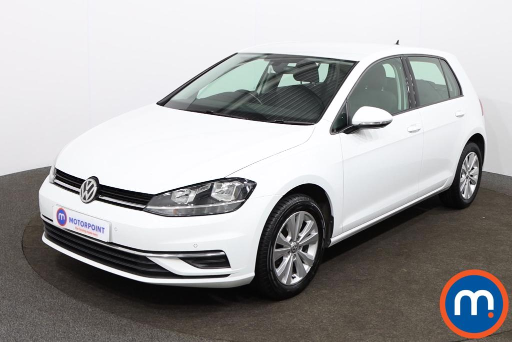 Volkswagen Golf 1.6 TDI SE [Nav] 5dr - Stock Number 1149160 Passenger side front corner