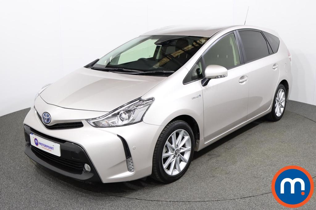 Toyota Prius-Plus 1.8 VVTi Excel TSS 5dr CVT Auto - Stock Number 1150769 Passenger side front corner
