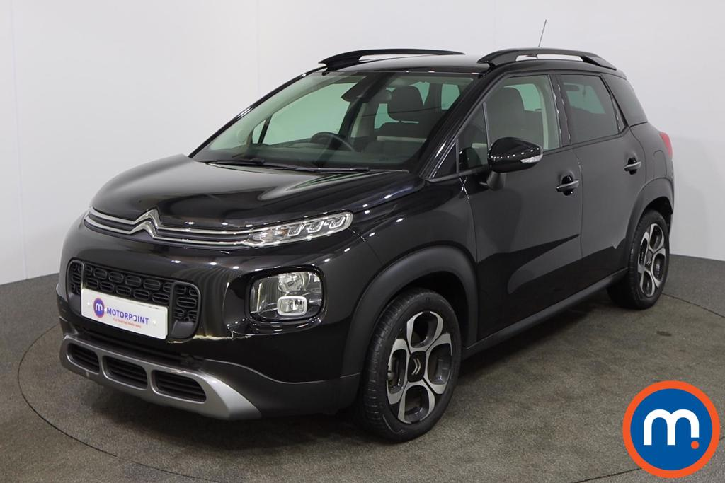 Citroen C3 Aircross 1.2 PureTech 110 Flair 5dr [6 speed] - Stock Number 1132477 Passenger side front corner
