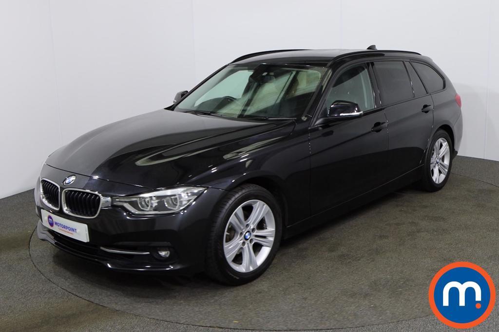 BMW 3 Series Sport - Stock Number 1139905 Passenger side front corner