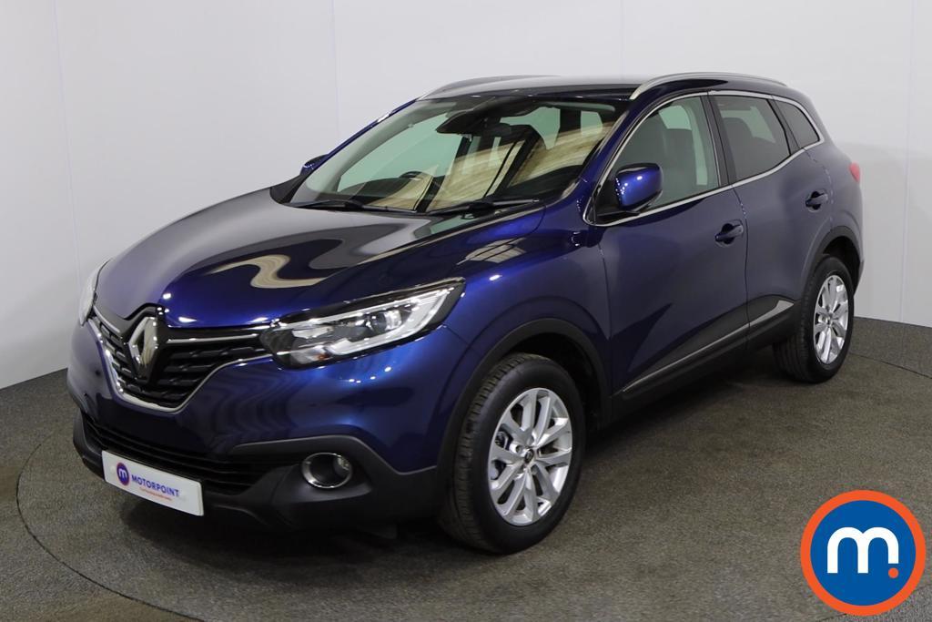 Renault Kadjar Dynamique Nav - Stock Number 1144636 Passenger side front corner