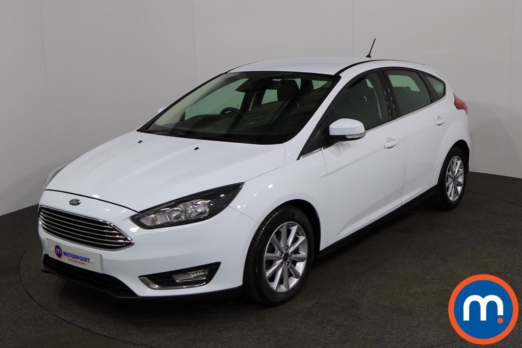 Ford Focus Titanium - Stock Number 1145571 Passenger side front corner