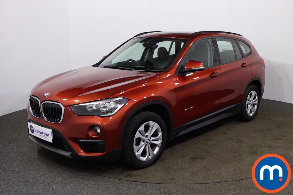 BMW X1 SE - Stock Number 1145864 Passenger side front corner
