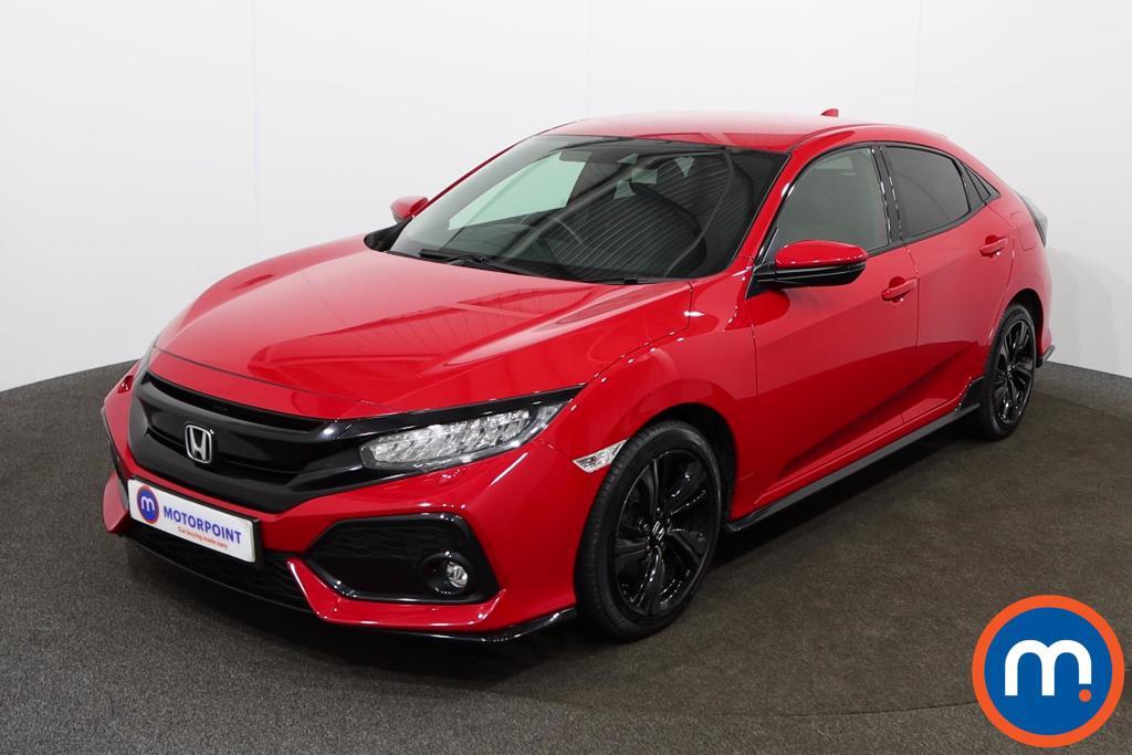 Honda Civic Sport - Stock Number 1147113 Passenger side front corner