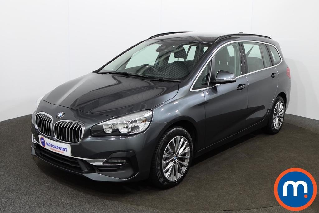 BMW 2 Series 220d xDrive Luxury 5dr Step Auto - Stock Number 1147398 Passenger side front corner