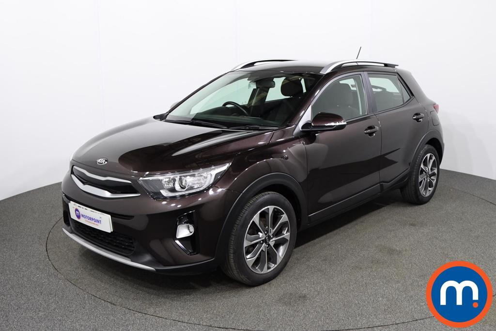 KIA Stonic 1.0T GDi 2 5dr - Stock Number 1148047 Passenger side front corner