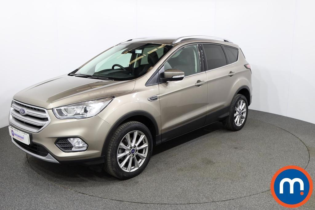 Ford Kuga 1.5 EcoBoost Titanium Edition 5dr 2WD - Stock Number 1148050 Passenger side front corner